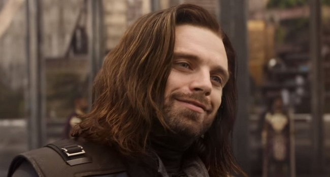 First Falcon And The Winter Soldier Set Pics Reveal Bucky's New Look