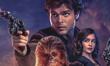 Lucasfilm's Lawless Rogues Assemble For Solo: A Star Wars Story Character Posters