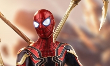 Hot Toys Reveals Avengers: Infinity War's Iron Spider In All Its Glory