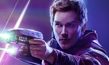 James Gunn Shares Awesome Guardians Of The Galaxy Throwback Photo