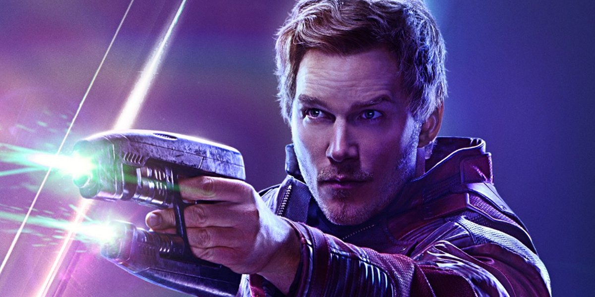watch star lord gets his own avengers infinity war promo. Black Bedroom Furniture Sets. Home Design Ideas