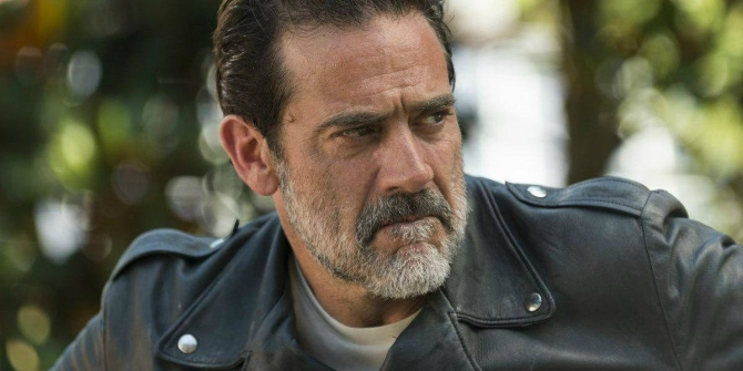 AMC's Discussed Doing A Walking Dead Spinoff Movie For Negan