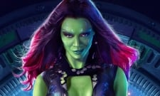 Zoe Saldana Shares Behind-The-Scenes Gamora Video From Avengers: Endgame Reshoots