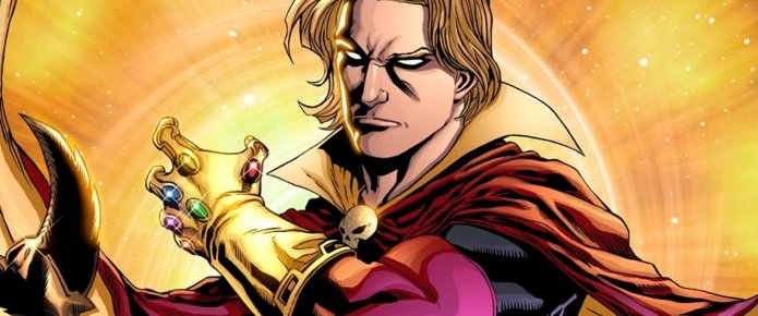 Adam Warlock Almost Made The Cut For Avengers: Infinity War