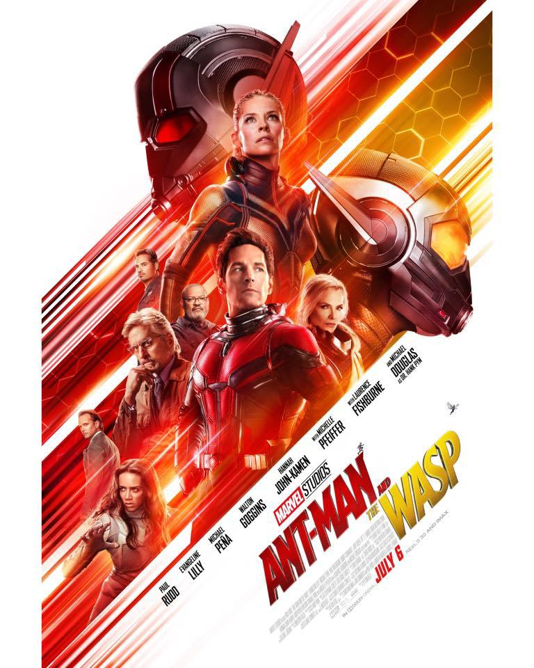 Ant-Man and The Wasp Announces Next Trailer Date With New Poster
