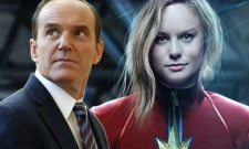 Here's Your First Look At Young Phil Coulson In Captain Marvel