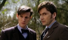 Tonight's Doctor Who Had Some Great Matt Smith And David Tennant Callbacks