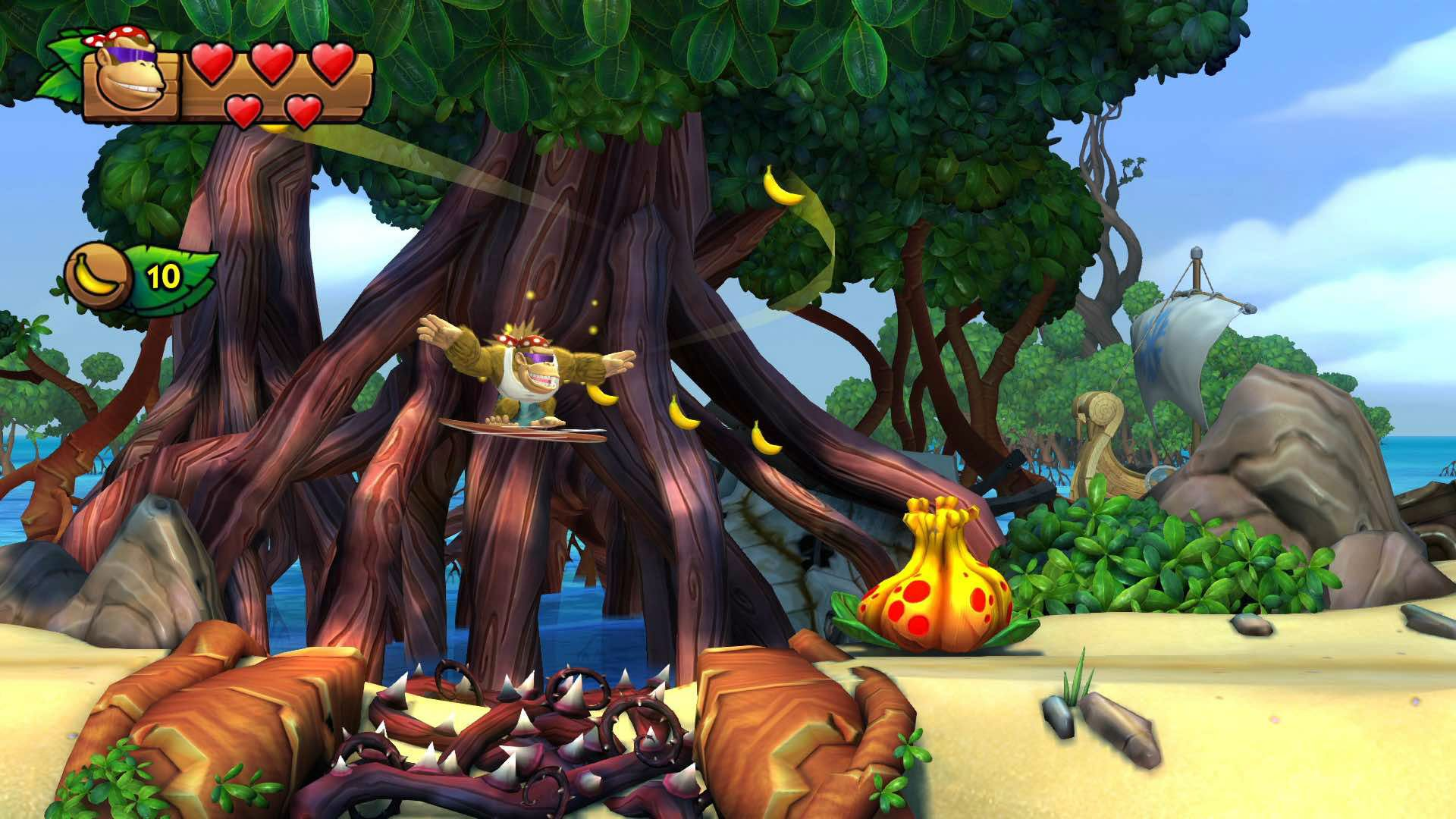 Donkey Kong Country: Tropical Freeze Removed From Wii U eShop