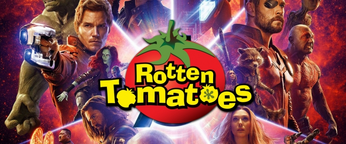 Avengers: Infinity War Officially Certified Fresh By Rotten Tomatoes