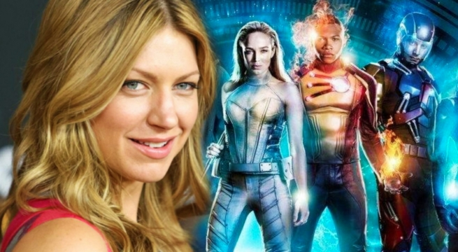 Legends of Tomorrow Jes Macallan