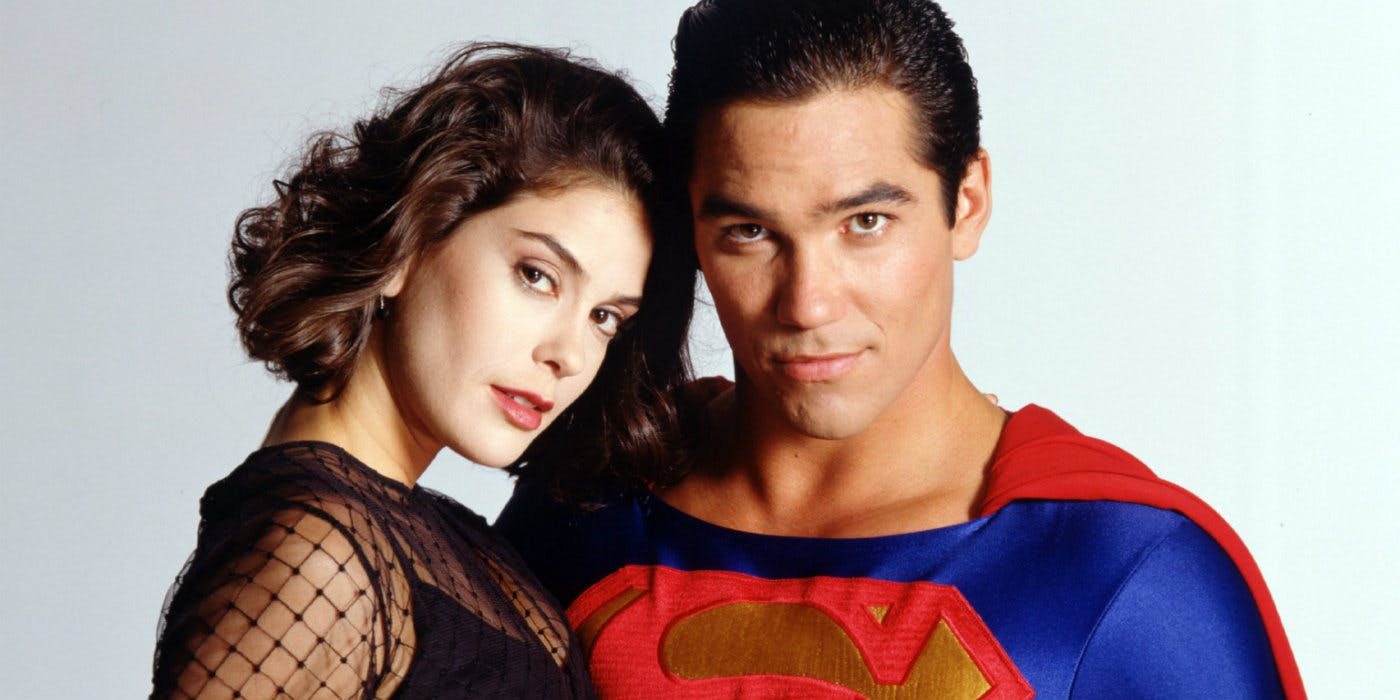 Another DC Writer Throws Shade At Dean Cain For Superman Comment