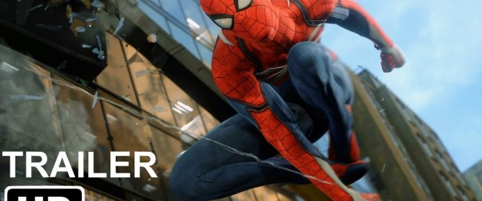 New Spider-Man PS4 Details And Gameplay Footage Swing Online