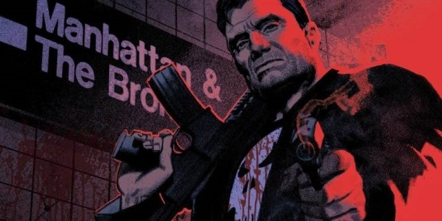 The Punisher #1 banner