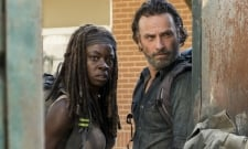 The Walking Dead Confirms Michonne's Son Is Rick's And 5 Years Old