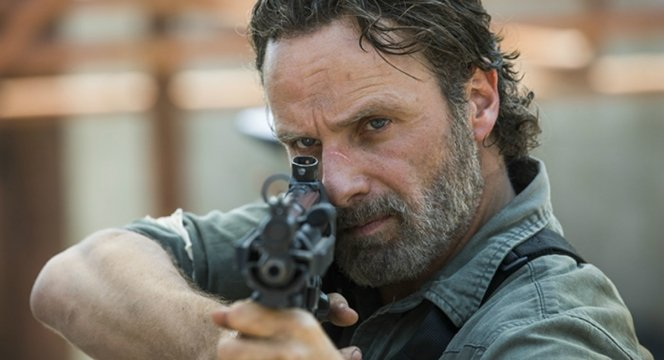 'The Walking Dead' big finale question: Will Rick kill Negan?