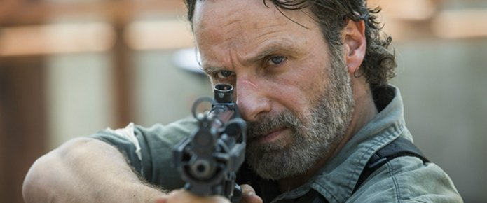 Looks Like Andrew Lincoln Has Finished Shooting The Walking Dead Season 9