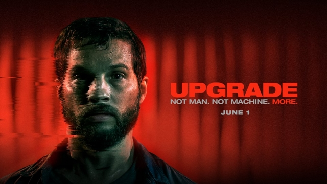 Blumhouse's Upgrade Red & Green Band Trailers