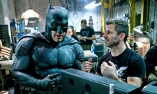 New Batman V Superman BTS Photo Shows Zack Snyder And Henry Cavill In Action