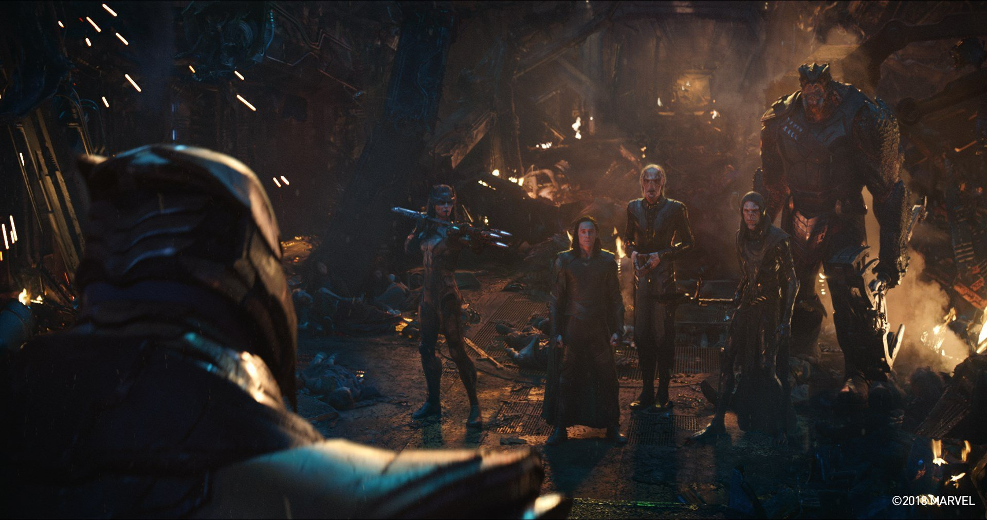 Black Order Is Here Hd Wallpaper: Why Does Doctor Strange's Avengers: Infinity War Plan Need