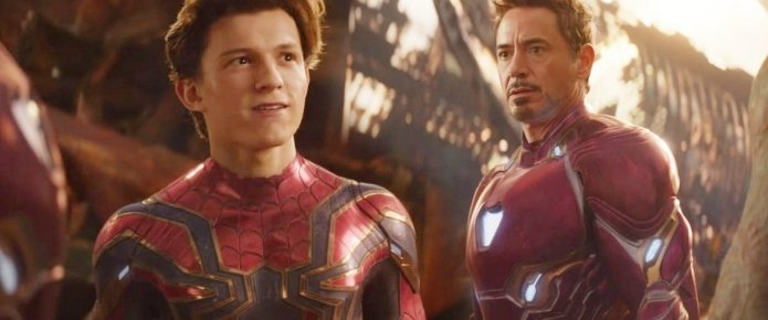 Iron Man And Spider-Man's Moment In Avengers: Infinity War Is One Of The MCU's Most Important Scenes