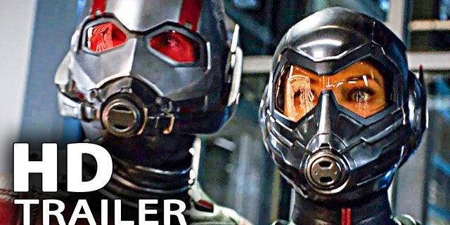 Ant-Man the Wasp Trailer