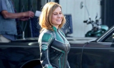 Brie Larson's Green Captain Marvel Costume Is Now Comics Canon