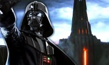 Darth Vader's Castle Had A Long Journey Before Its Debut In Rogue One: A Star Wars Story