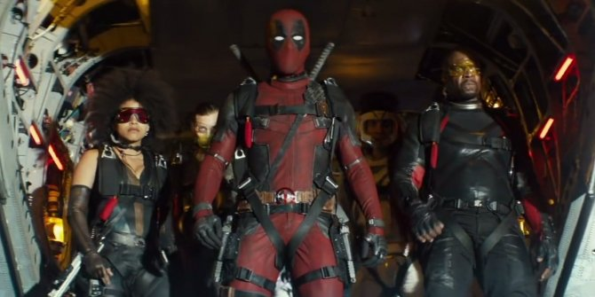 Deadpool 2 Sticks To Its Guns In Foul-mouthed Sequel