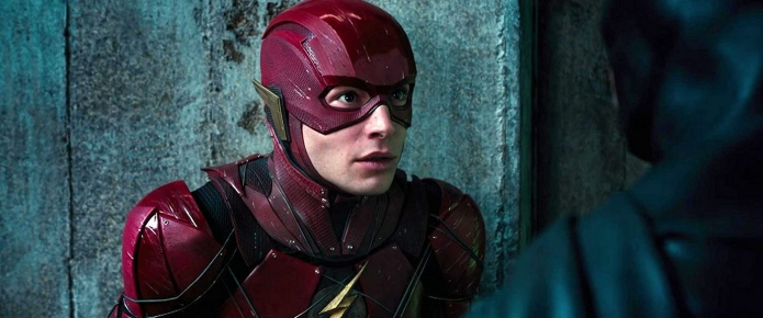 Ezra Miller's Contract As The Flash Will Expire In May