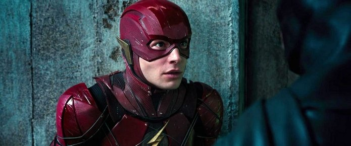 Justice League BTS Video Shows Deleted Footage Of The Flash Saving Iris West