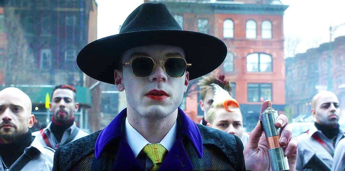 Image result for gotham season 5 joker