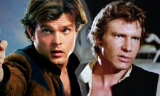Solo: A Star Wars Story Fan Video Edits Harrison Ford's Face Onto The Character