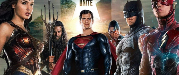 Another BTS Justice League Photo Brings Together DC's Finest