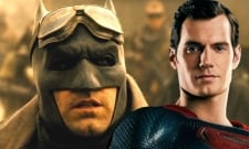 New Batman V Superman BTS Photos Give Us More Of Knightmare Batman