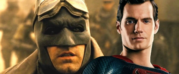 Zack Snyder Shares New Behind The Scenes Look At Batman V Superman's Knightmare Batman