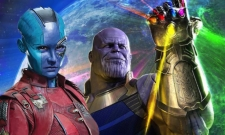 Avengers: Endgame Almost Had Nebula Do The Snap To Kill Thanos