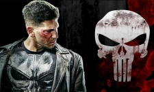 Frank's Got His Skull Vest On In Bloody Punisher Season 2 Set Pics