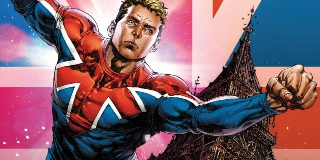 Patriotic-Captain-Britain