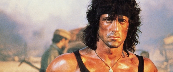 Stallone Wields An Iconic Weapon In New Rambo V: Last Blood Photo