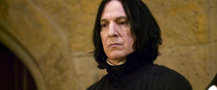 Harry Potter Author J.K. Rowling Reveals The Real-World Inspiration Behind Snape's Name