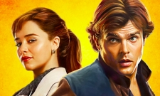 Here's A Leaked Photo Of [SPOILERS] Shocking Cameo In Solo: A Star Wars Story