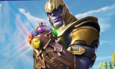 Thanos Descends On Fortnite For New Limited-Time Infinity Gauntlet Event