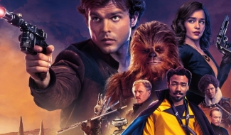 Solo: A Star Wars Story Blu-Ray Trailer Reveals A Look At The Deleted Snowball Scene