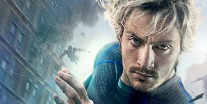 QuickSilver in Age of Ultron