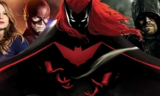 The CW Debuts Key Art For Arrowverse Crossover Featuring Batwoman