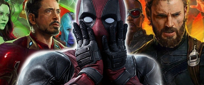 Deadpool 3 Fan Poster Teases An Avengers: Endgame Crossover