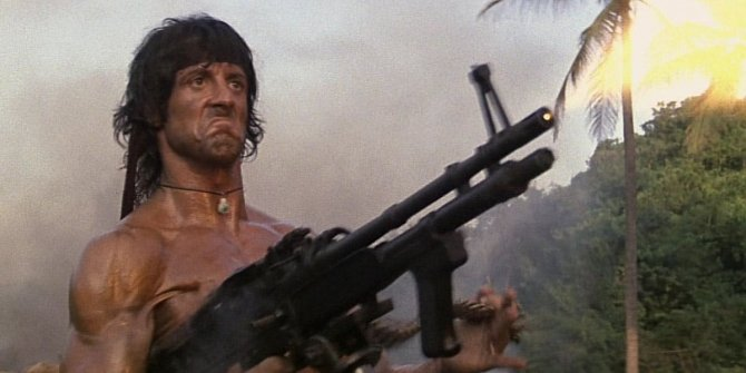 Stallone To Return As John Rambo For Fifth Movie Outing