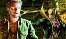 Looks Like Danny Will Be Sporting The Classic Yellow Mask For Iron Fist Season 2