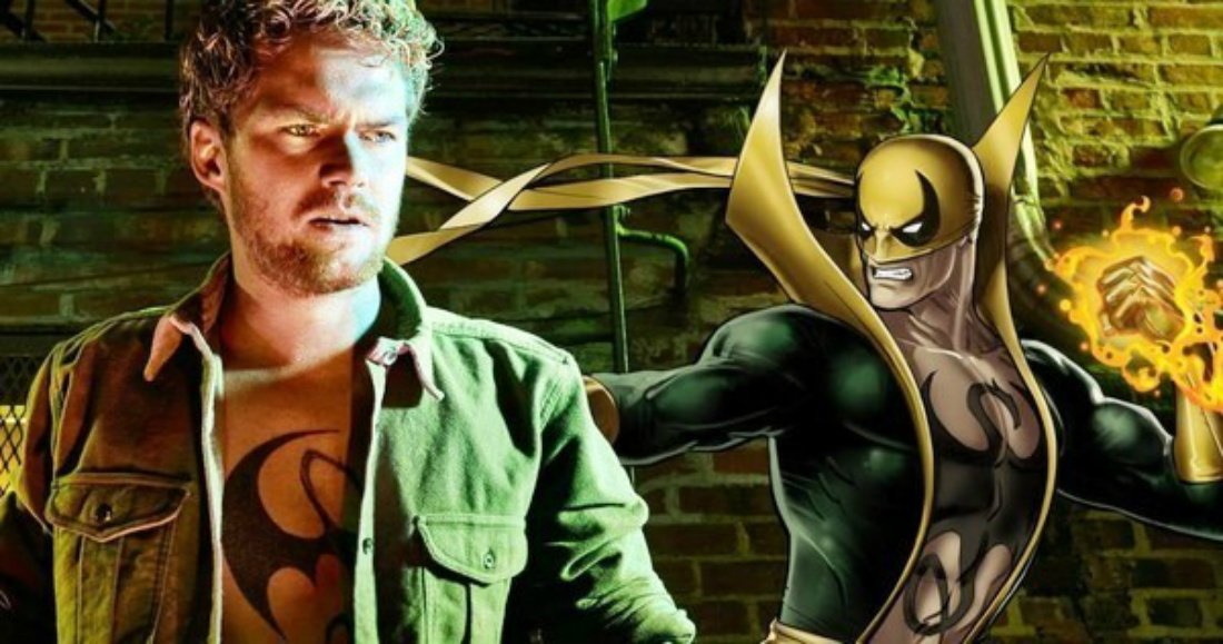 Marvel Unveils Epic Iron Fist Season 2 Banner Ahead Of SDCC