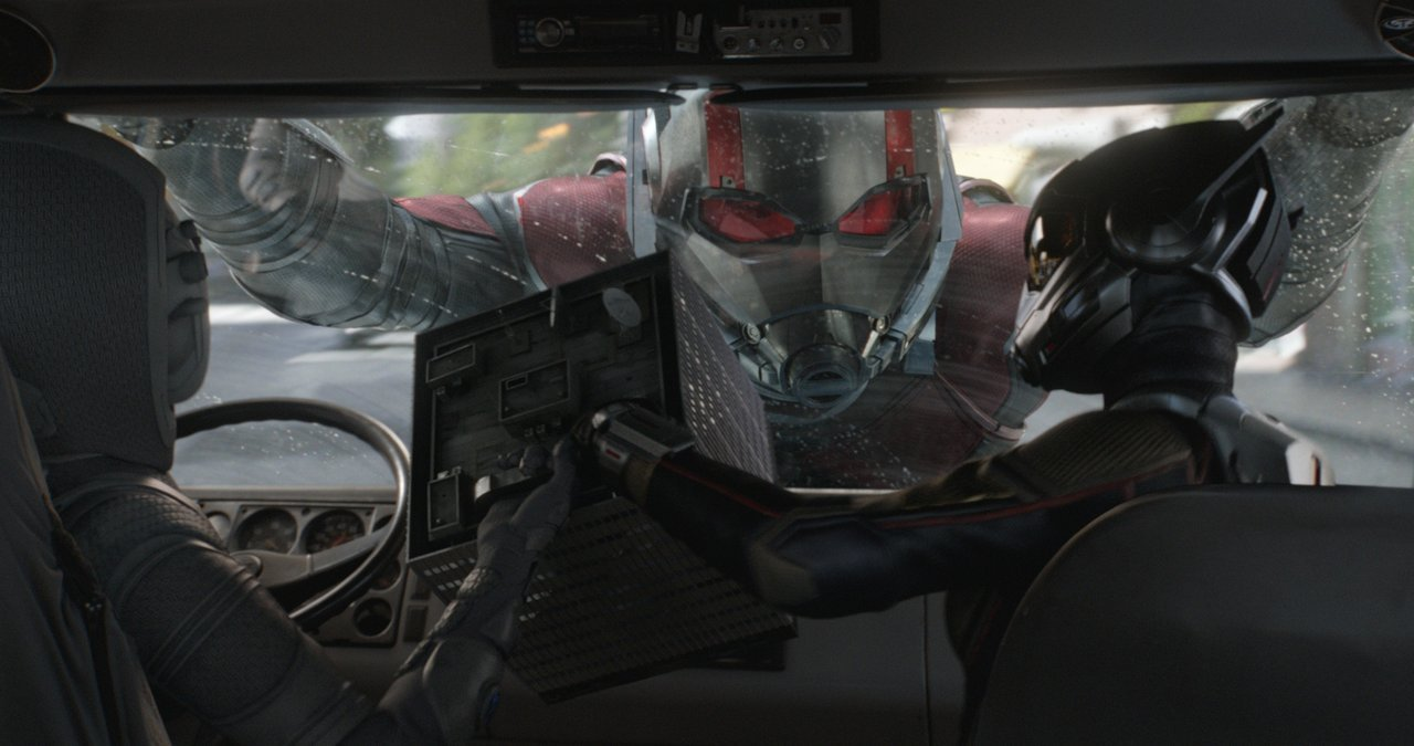 James Gunn Posts His Verdict Of Ant-Man And The Wasp